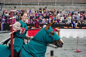 Mittelalterfestival in Trondheim