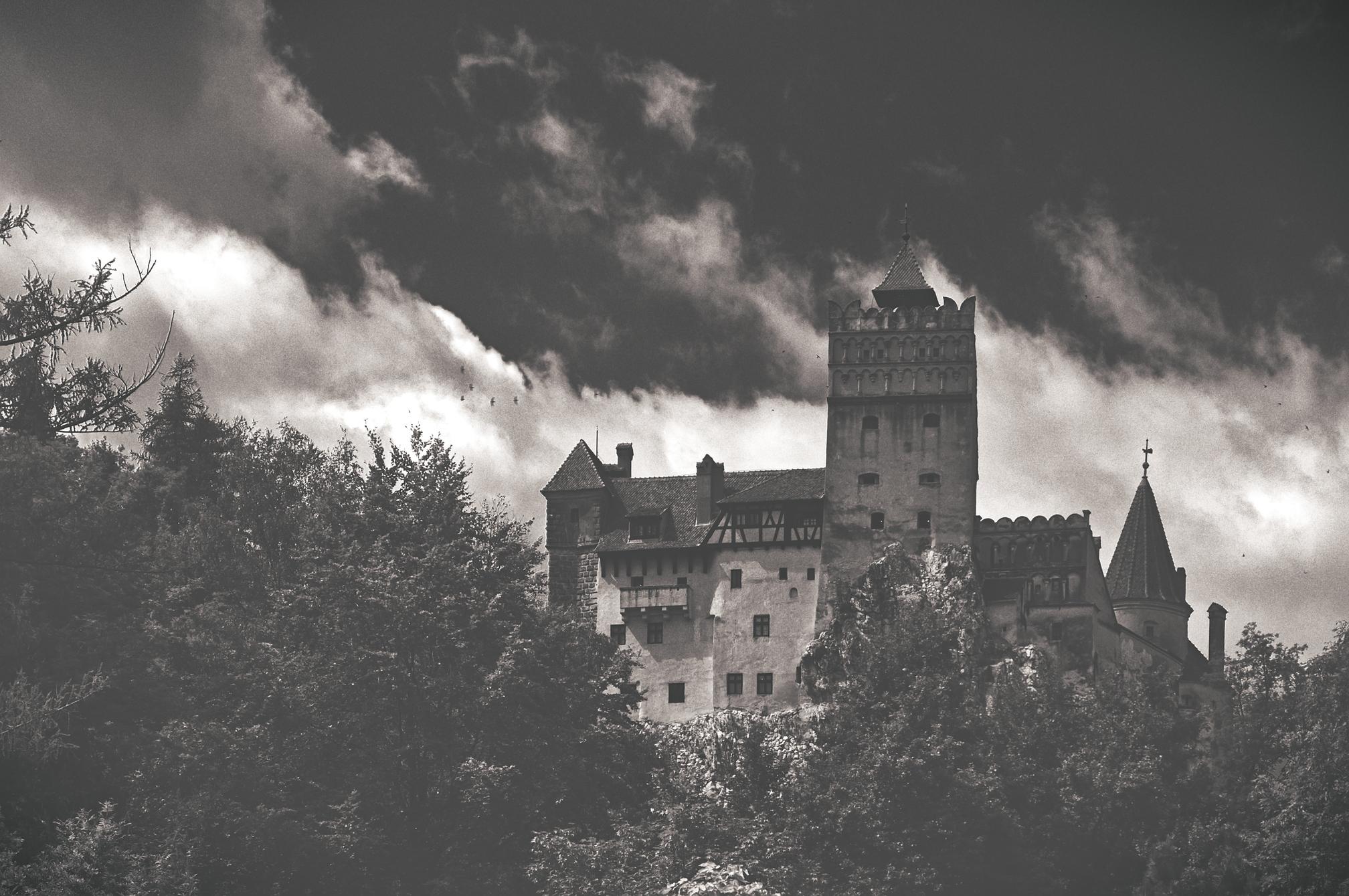 Schloss Bran Draculaschloss