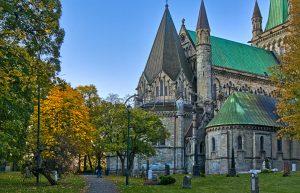 Nidarosdom private Stadtführung Trondheim
