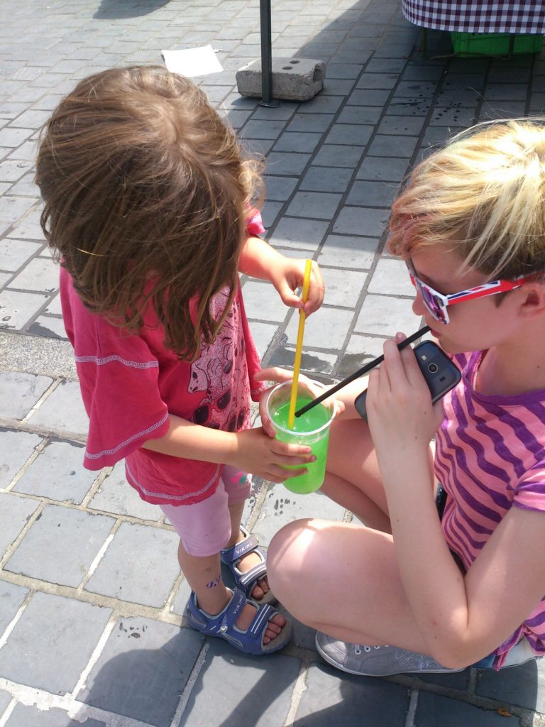 InterRail und Städtereisen mit Kleinkind