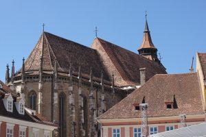 Schwarze Kirche, Brasov Transsilvanien