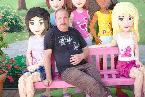 Pose Legoland Gruselkabinett der Bilder