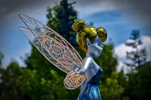 Tinkerbell Disneyland Paris
