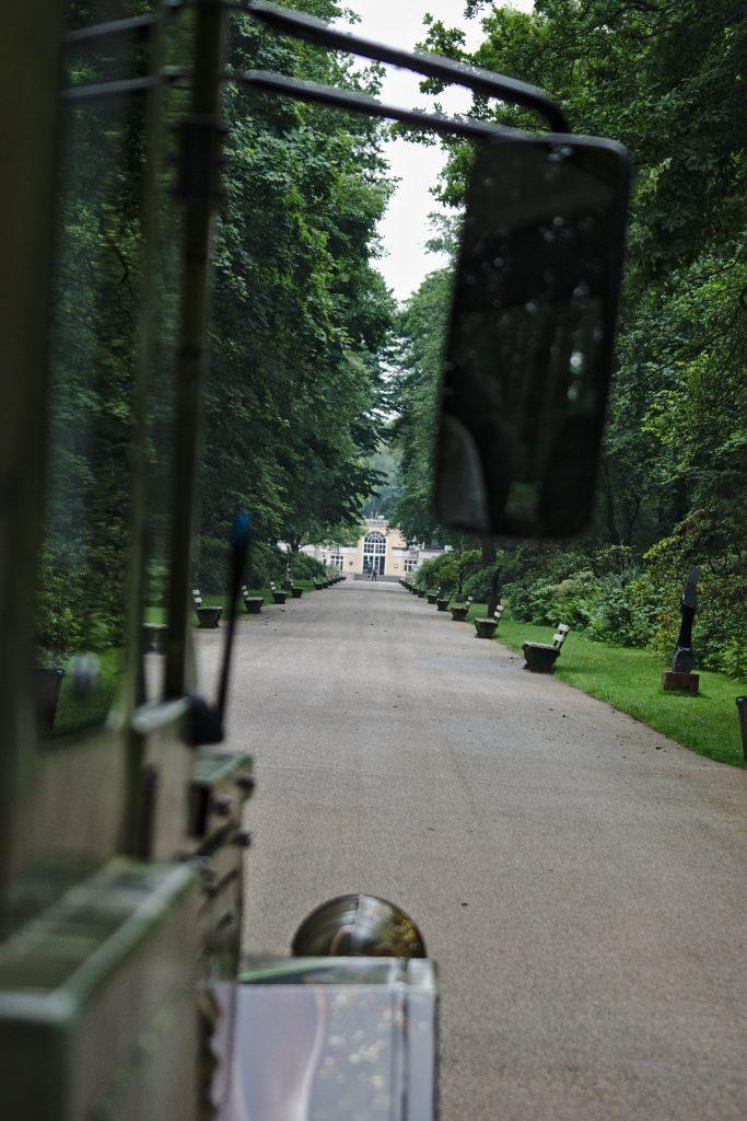 Eisenbahn Tierpark Berlin