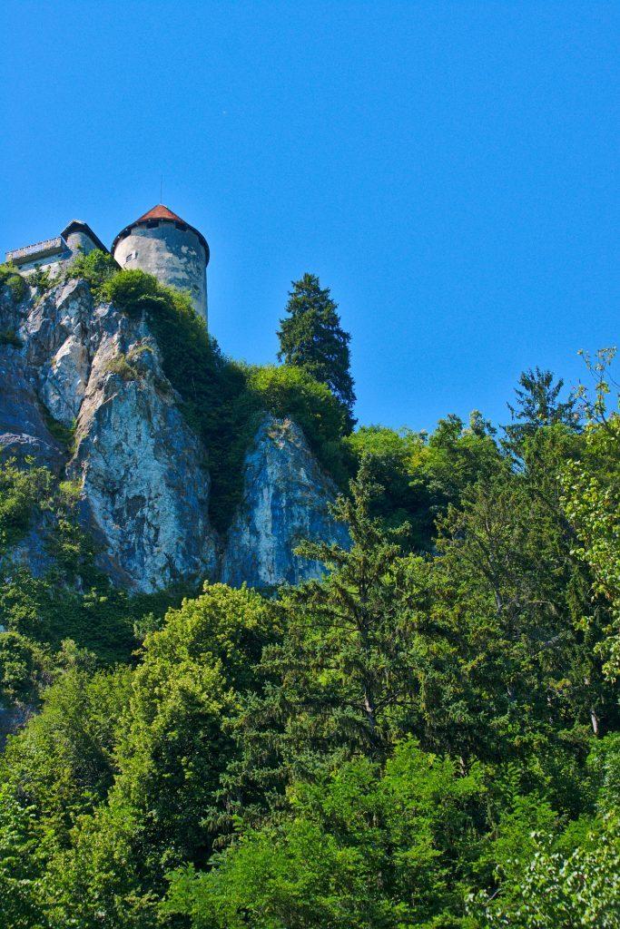 Burg Bled Interrail