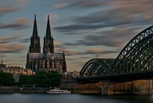 Kölner Dom und Hohenzollernbrücke
