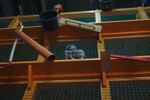 Kinder Spielplatz Netz Gruselkabinett der Bilder