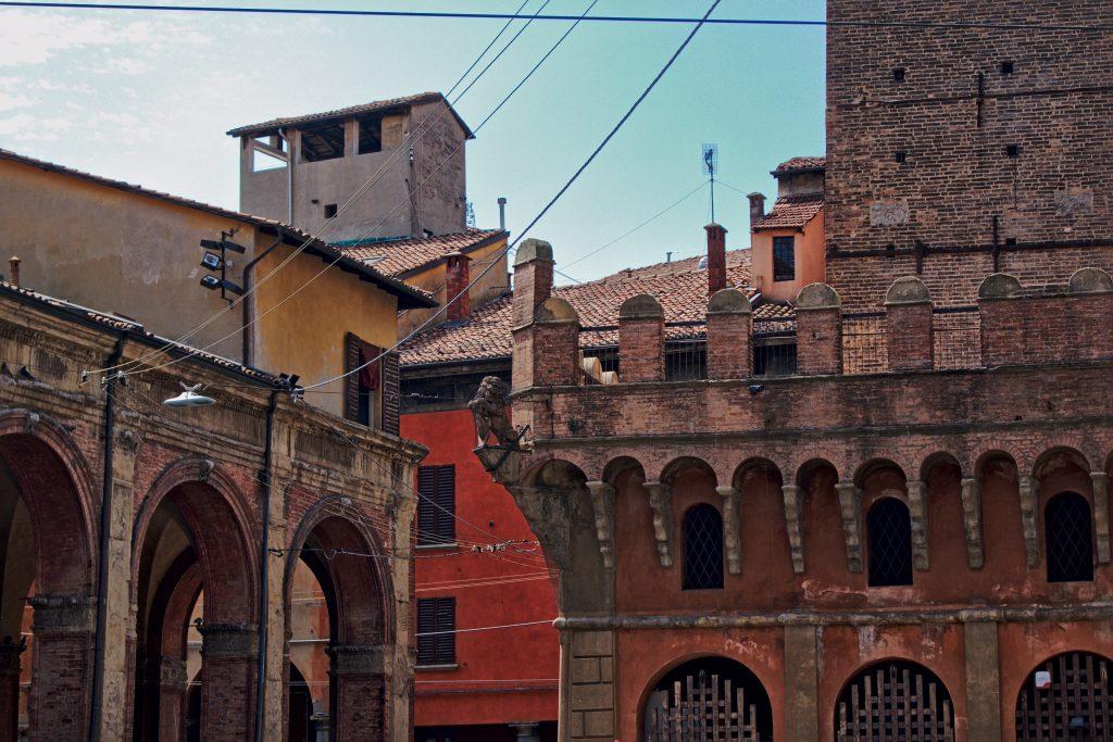 Bologna Interrail von Slowenien nach Italien