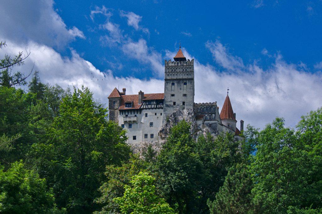 Draculaschloss Schloss Bran
