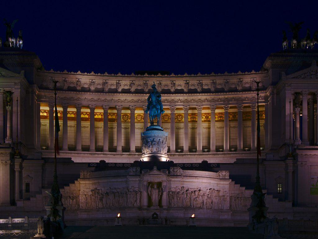 Rom Statur Interrail Slowenien nach Italien