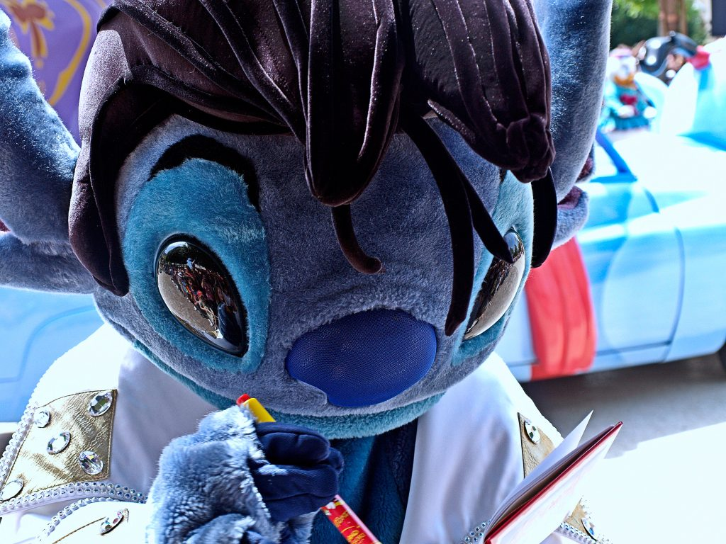 Stitch Disneyland Paris