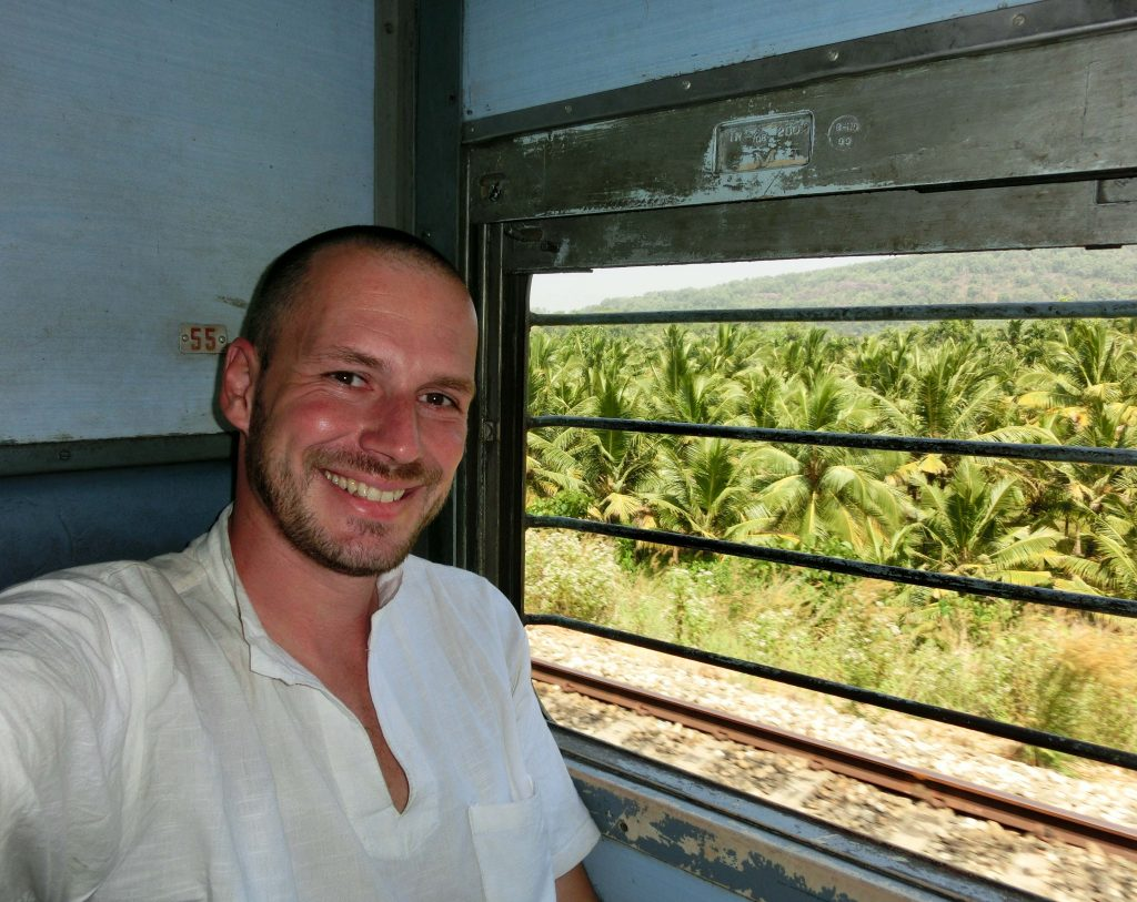 Gerhard von andersreisen über das Thema: Was macht Bahnreisen so Besonders?