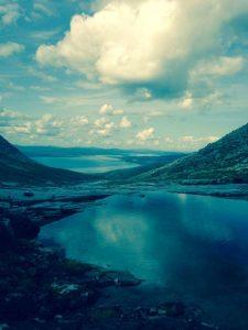 Badekulper Sylan, Norwegen