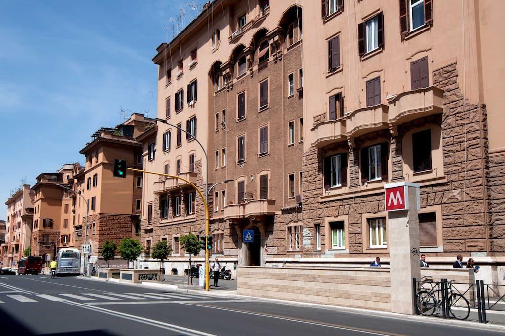 Erfahrungen Airbnb mit Kindern Haus mitten in Rom