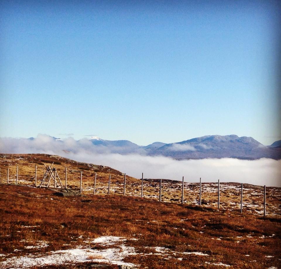 Bergtouren mit Kindern in Stugudalen Norwegen
