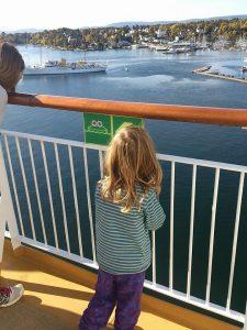 Ohne auto nach Norwegen Fähre Puttgarden Røddby