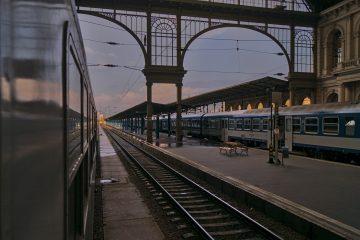 zug Interrail Budapest