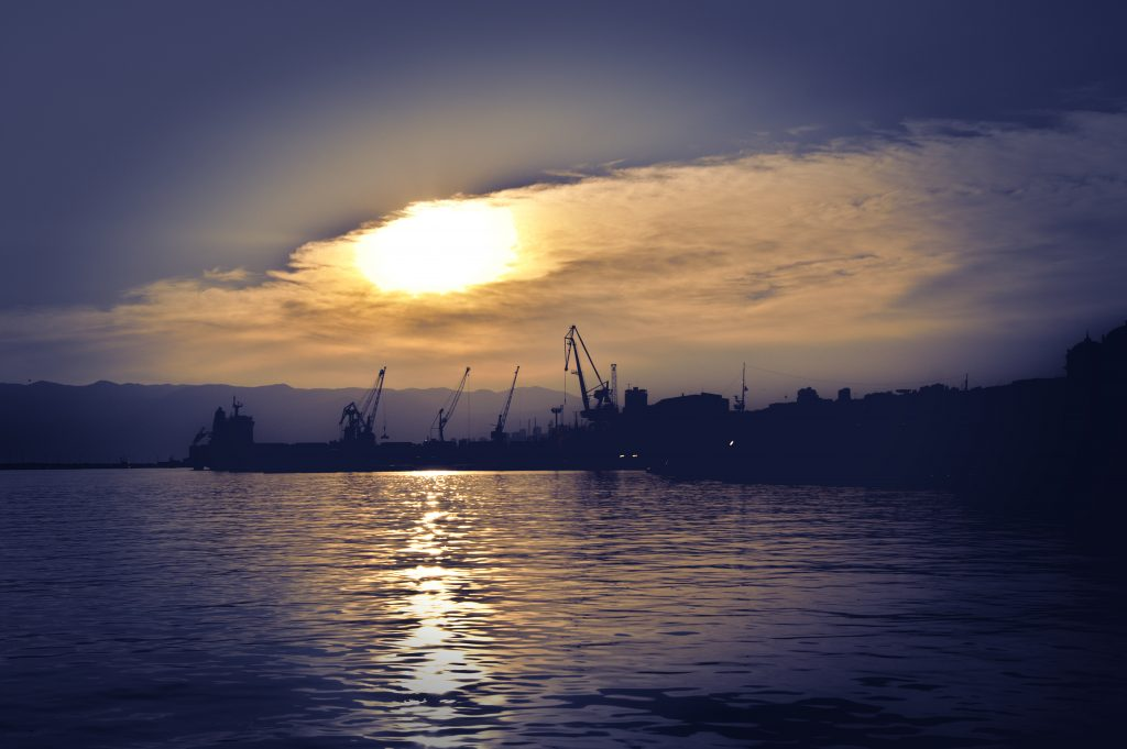 Hafen Rijeka