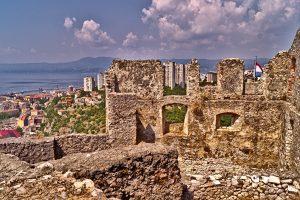 Rijeka aussicht vom kastell