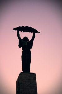 Zitadelle Budapest erleben Freiheitsstatur