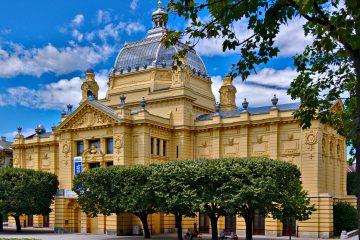 Nationaltheater Zagreb 24 Stunden in Zagreb