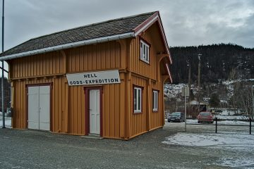 Hell in norwegen gods expedition