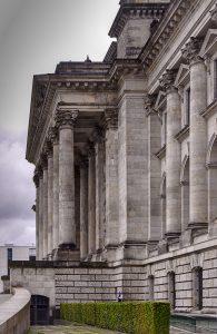 Reichstagsbesuch mit Kindern