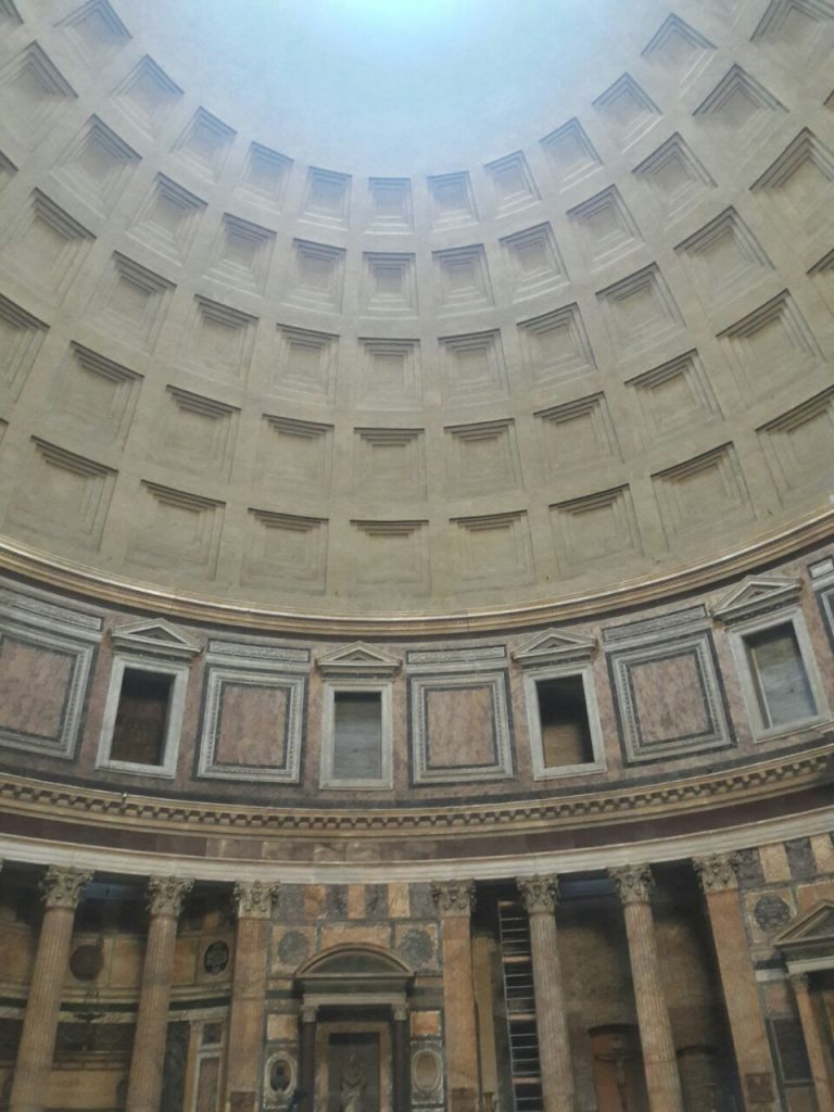 Pantheon Rom kostenlos erleben