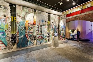 the story of BErlin Berliner mauer