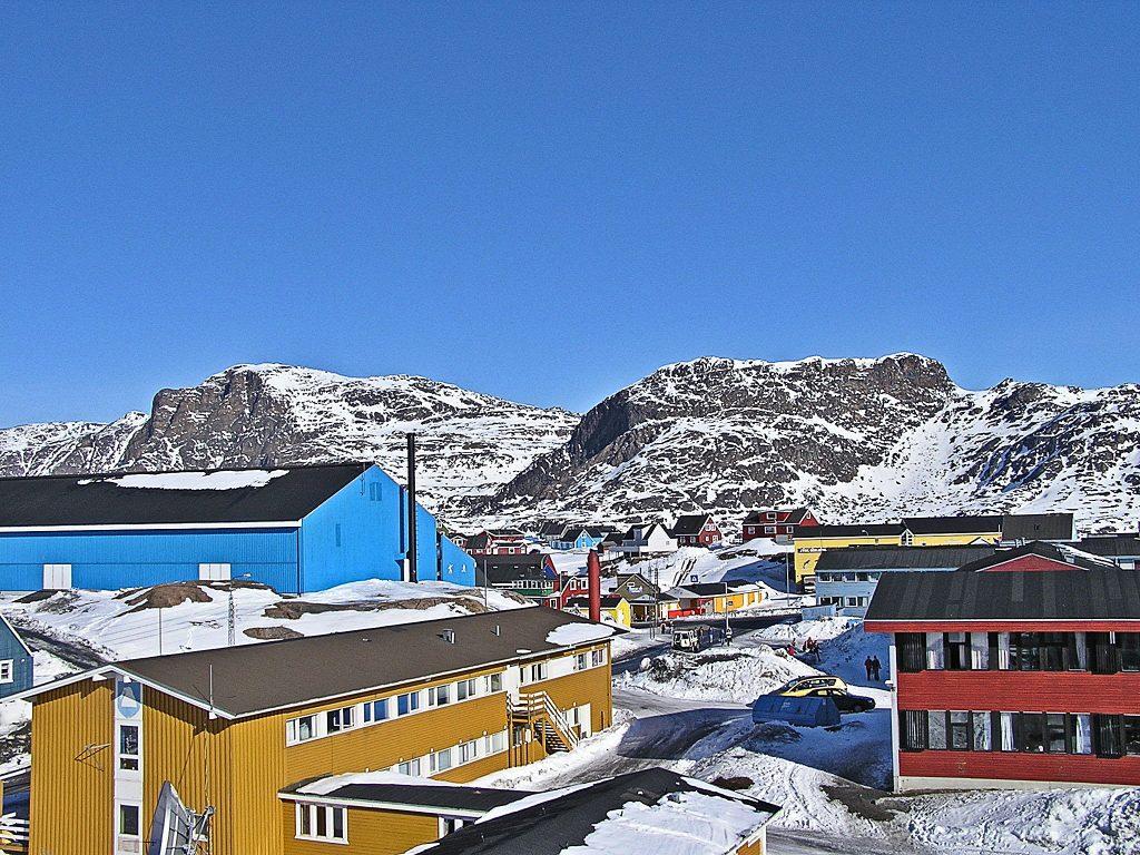 sisimiut häuser Grönland