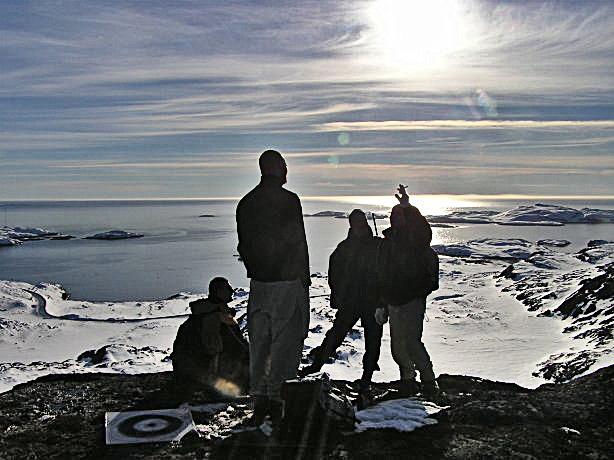 Sisimiut Grönland