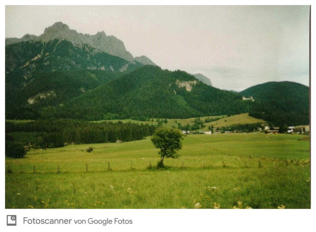 Alpen Momente für die Ewigkeit