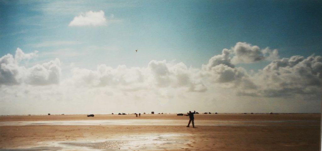 Dänemark Strand Momente für die ewigkeit