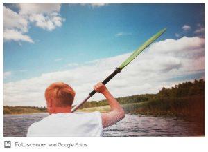 Kanufahren Mecklenburger Seenplatte Momente für die ewigkeit