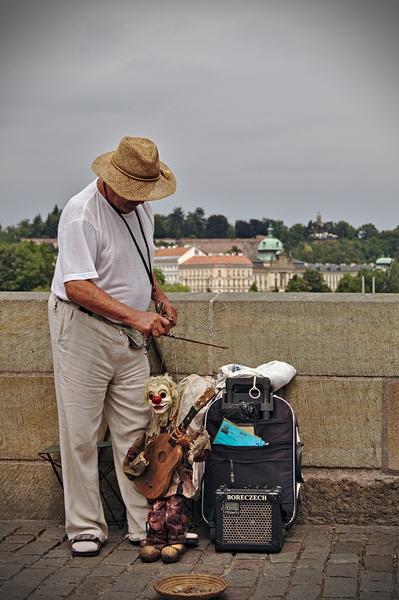Prag mit Kindern