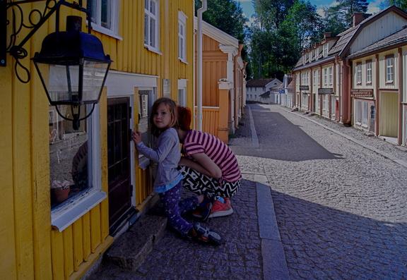 die winzige kleine stadt astrid lindrens Welt