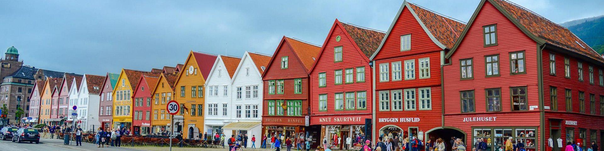 Bergen brygge norwegen meine Lieblingsstadt im Norden