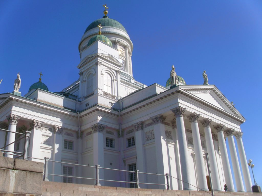 Dom in Helsinki Meine lieblingsstadt im Norden