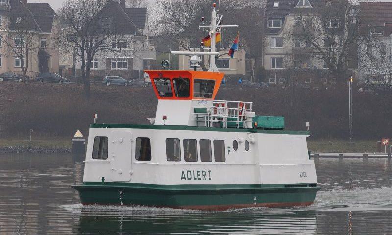 Fähre Kiel Adler 1