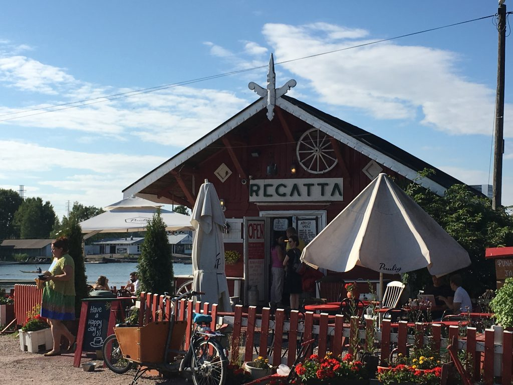 helsinki meine lieblingsstadt Cafe regatta