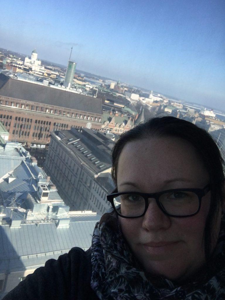 Sina Kaiser Helsinki meine Lieblingsstadt
