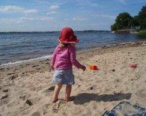 Kiel Strand Hasselfelde Kinder