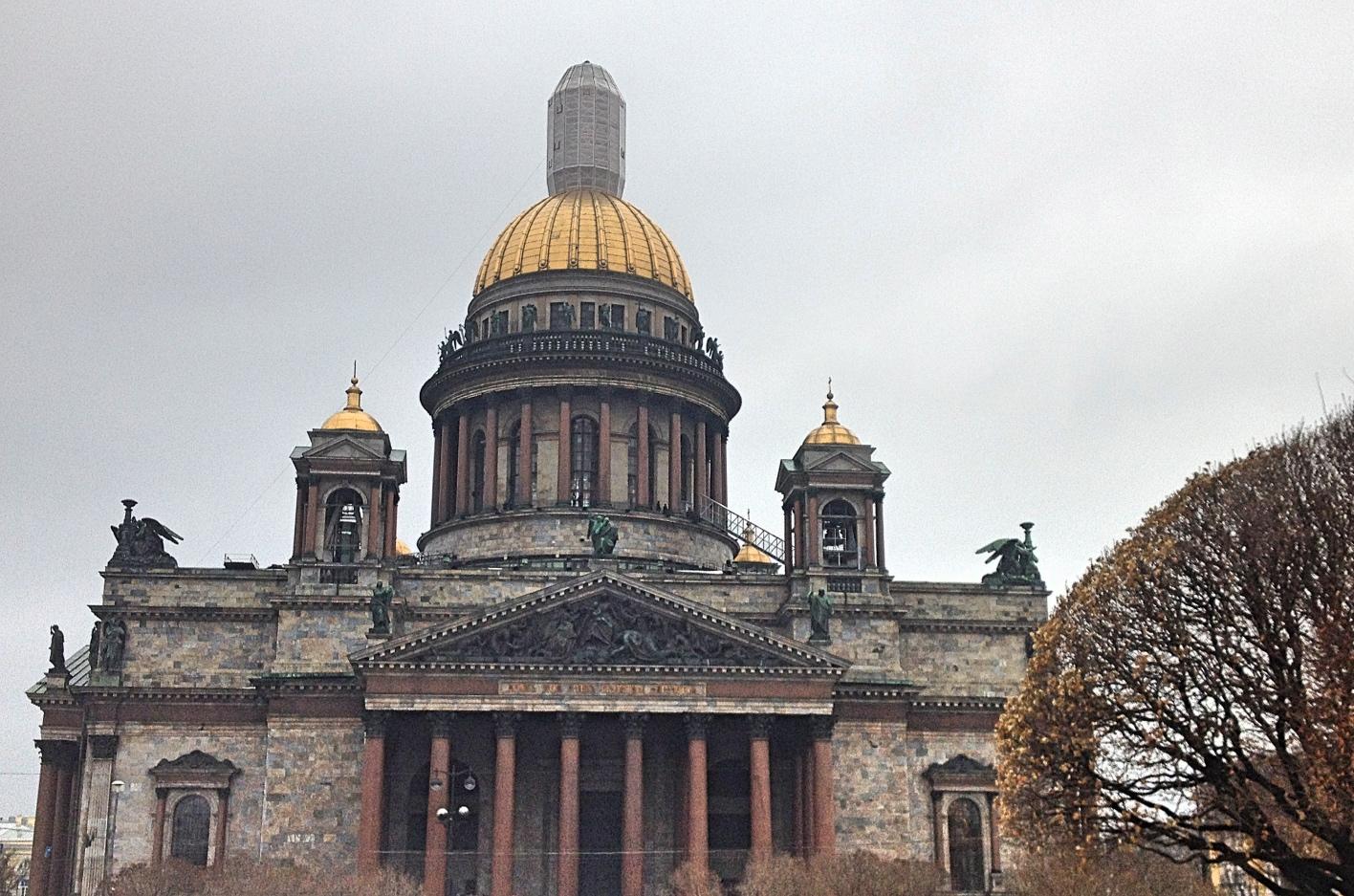 Sankt Persburg meine lieblingsstadt im Norden kathedrale