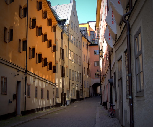 Stockholm mit Kindern Gamla stan
