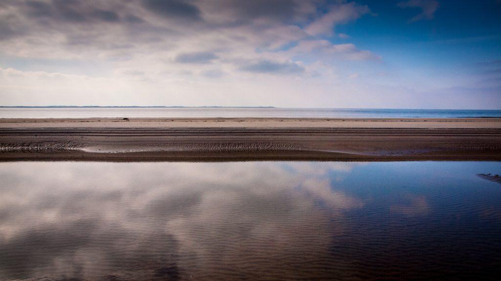 Rømø Strand bei Ebbe