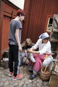 Freilichtmuseum Linköpping Skandinavien familienurlaub