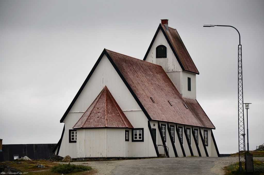 Kirche Nanotarlik