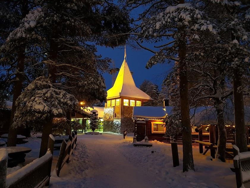 Santa Claus Village in Rovaniemi