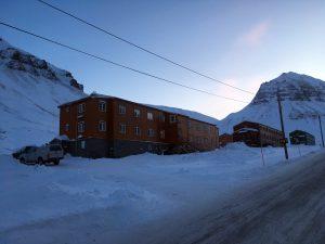 Spitzbergen longyearbyen gjestehus