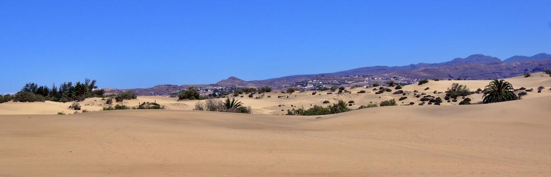 Strand Dünen Maspalomas gran Canaria